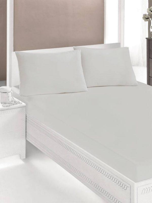 Двоен Спален комплект от 100% памучен ранфорс 090