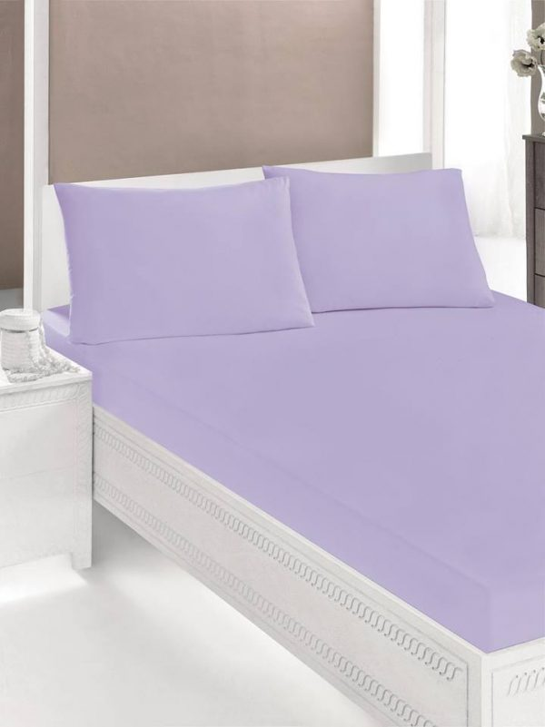 Двоен Спален комплект от 100% памучен ранфорс 092