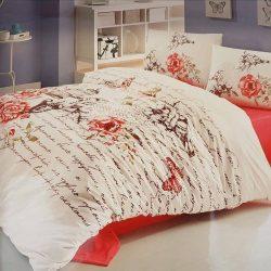 Единичен Спален комплект от 100% памучен ранфорс 001