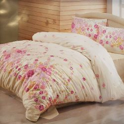 Единичен Спален комплект от 100% памучен ранфорс 010