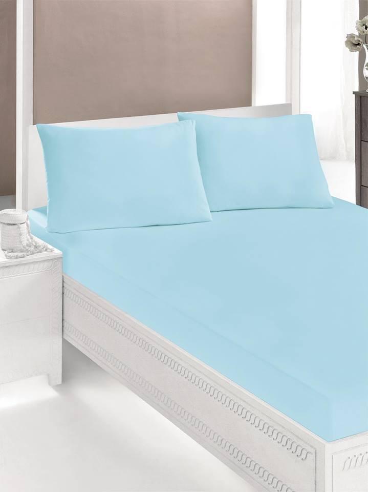 Единичен Спален комплект от 100% памучен ранфорс 099