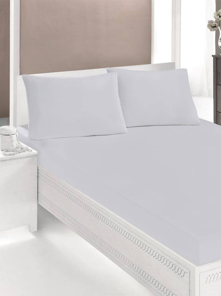 Единичен Спален комплект от 100% памучен ранфорс 100
