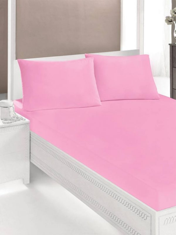 Единичен Спален комплект от 100% памучен ранфорс 107