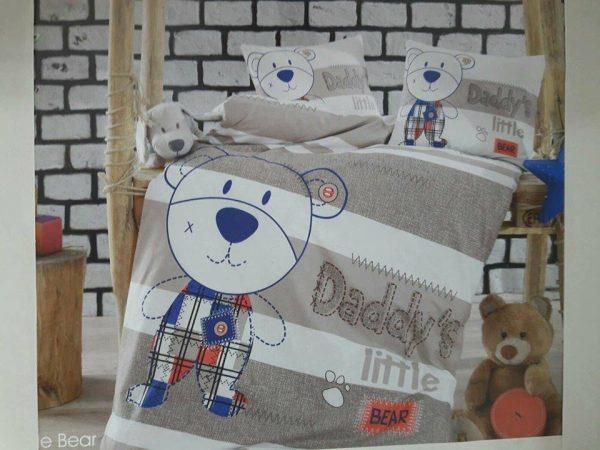 Бебешки спален комплект от 100% памучен ранфорс 162