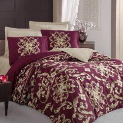Луксозен Двоен Спален комплект от 100% Сатениран памук 168