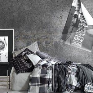 Двоен спален комплект от 100% памучен ранфорс 300