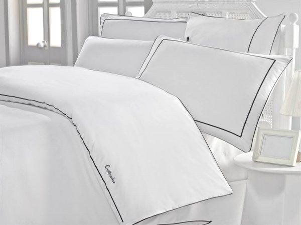 Двоен спален комплект от 100% памучен ранфорс 311