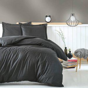 Двоен спален комплект от 100% памучен сатен 326