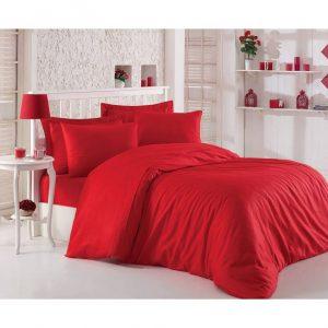 Двоен спален комплект от 100% памучен сатен 333