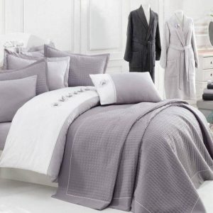 Луксозен семеен комплект за спалня и баня от 17 части 338
