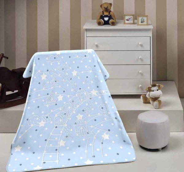 Висококачествено бебешко одеяло 378
